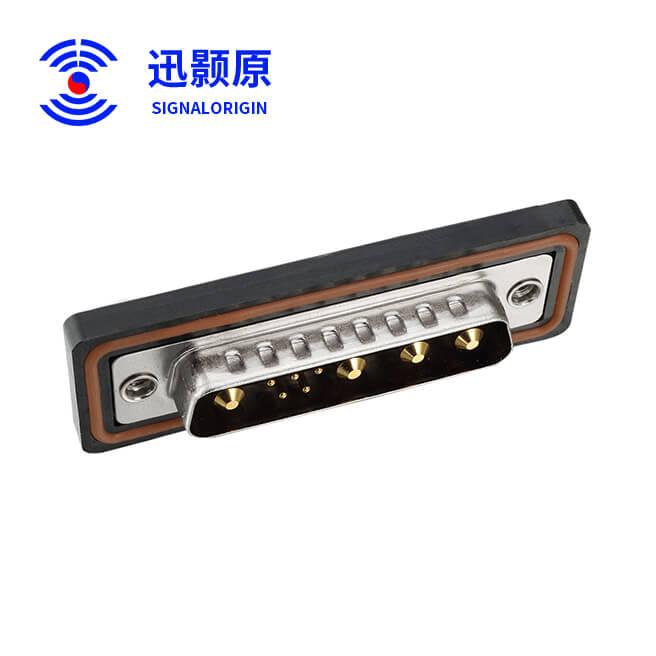 9W4-公-直插板-防水